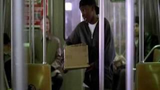 Extrait - Vendeur de bonbons dans le métro
