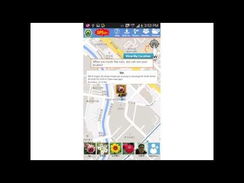 Video of Family Locator,GPS Tracker