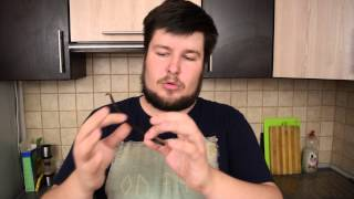 Как разделать стручок ванили