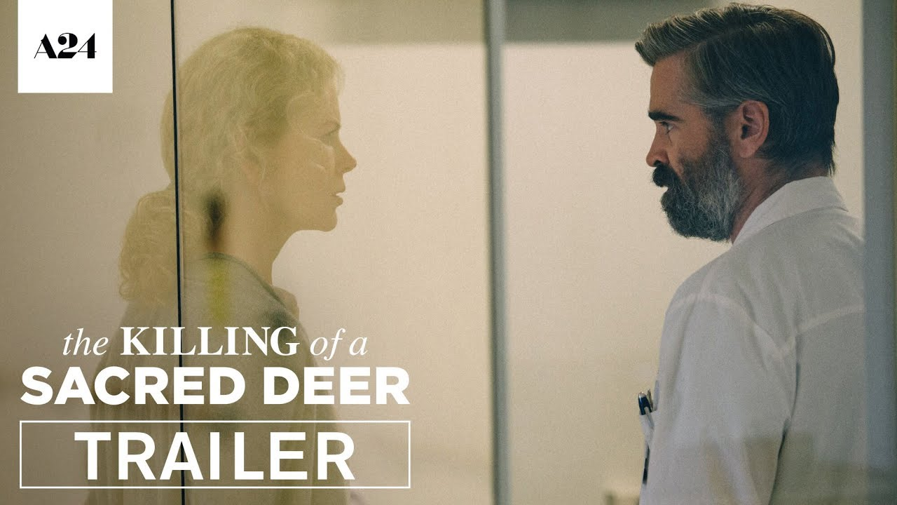 Trailer för The Killing of a Sacred Deer