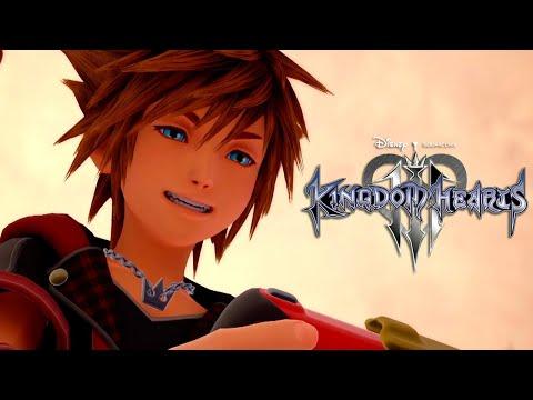 Kingdom Hearts III – Classic Kingdom Trailer