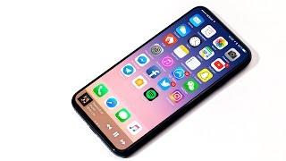 Смотреть онлайн Каким будет IPhone-8, обзор