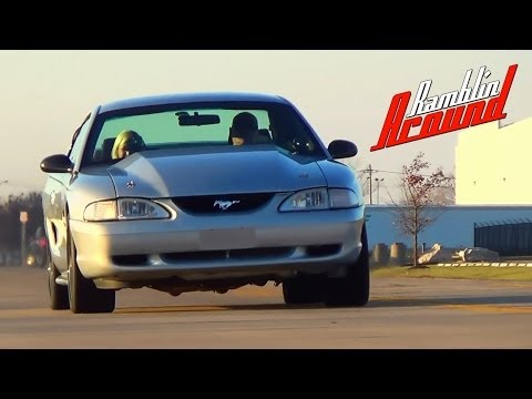 High-Speed Flybys 700+ WHP Turbo Mustang