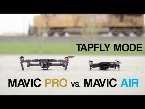 mavic-pro-versus-mavic-air--tapfly-intelligent-flight-mode