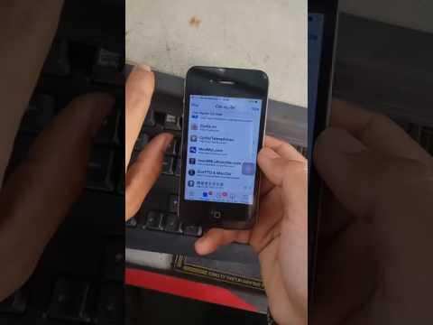 Hướng dẫn cài ứng dụng youtube cho iphone 4. Ios 7.x