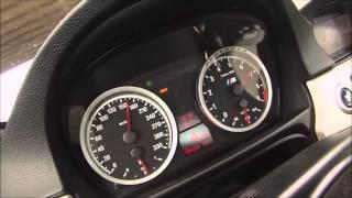 BMW M3 CABRIO V8 E93 SOUND ACCELERATION