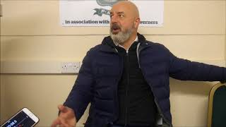 INTERVIEW: Keith Hill Reacts To Draw At Plymouth Argyle