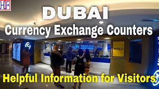 Dubai Currency Exchange Guide | Helpful Guide for Visitors | Dubai Travel - Episode#4