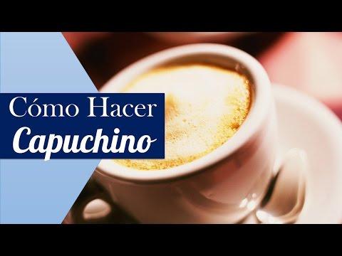 Como Hacer Cafe Capuchino - Curso Online