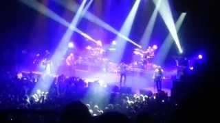 Adam Ant: Hammersmith 2014... Nine Plan Failed