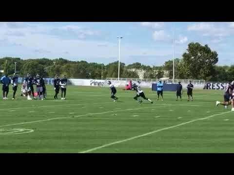 Titans training camp notebook: Day 10