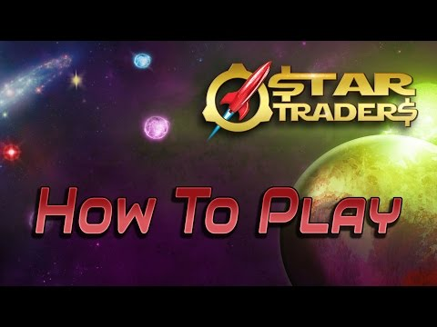 Star Traders Tabletop Game: How To Play