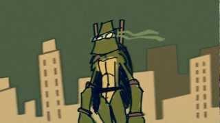 Ninja Turtles vs X-Men (Mutant Wars)