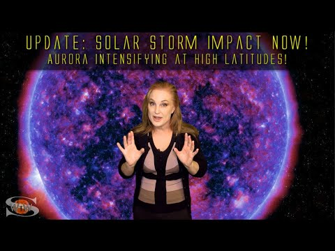 Solar Storm Forecast – July 24, 2020 at 07:44PM