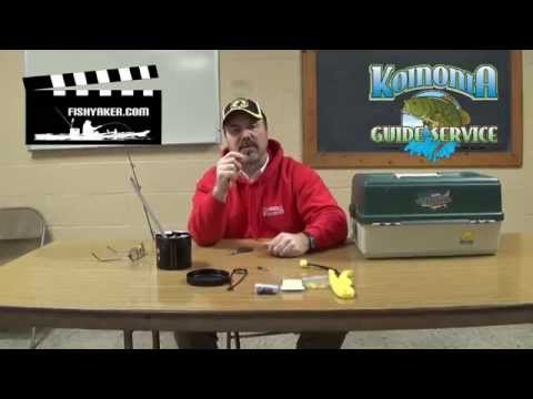 Rod Bates' Favorite Rigging with Sudden Impact Catfish Bait: Episode 142