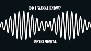 Arctic Monkeys - Do I Wanna Know? (Official Instrumental)