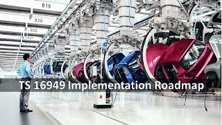 Automotive - ISO TS 16949 - TS 16949 - ts16949 – ISO TS - ISO 16949