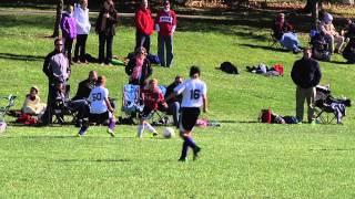 Joga Bonito SC U10 Girls Gray 10 27 2013