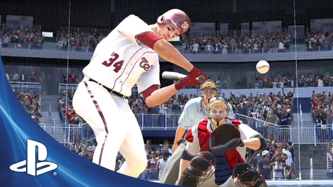 MLB 13 The Show: First Trailer