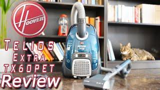 Hoover Telios Extra TX60PET Ηλεκτρική Σκούπα Review   Revyou.gr