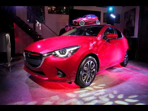 2016 Mazda2 - 2015 Montreal Auto Show