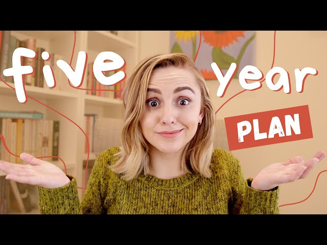 My Five Year Plan (& How to Create One!) | More Hannah