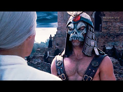 Raiden vs Shao-Kahn - MK Annihilation