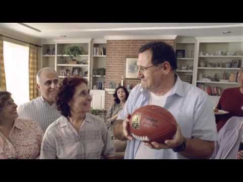 NFL, and NFL Back to Football Commercial (2011) (Television Commercial)