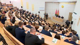 Лукашенко о будущем Беларуси: хочу видеть ее свободной и независимой