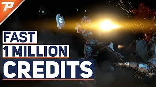 Warframe: How To Farm Credits  Endo Best Missions 2018 (For Beginners/Veterans )
