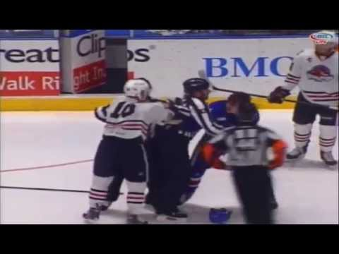 Ryan Hartman vs. Matt MacKenzie