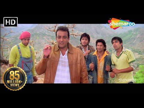 Dhamaal (HD) Sanjay Dutt, Arshad Warsi, Riteish Deshmukh - Popular Comedy Film With Eng Subtitles (видео)