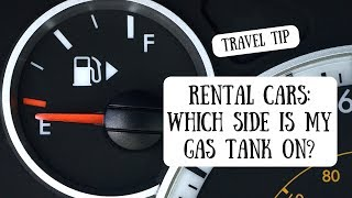 Which Side Is My Gas Tank On? | How to Determine the Location of Your Fuel Cap