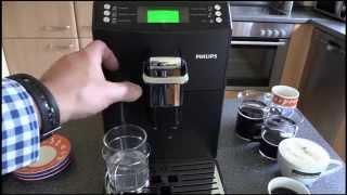 Kaffeevollautomat - Philips HD8847/01 - Kaffeeautomat - coffee maker