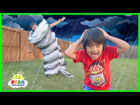 How Do Tornadoes Form? Educational Video for kids