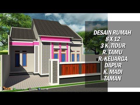 Rumah Minimalis 8 X 12 - Situs Properti Indonesia