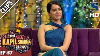 Shraddha Kapoor mimics her father