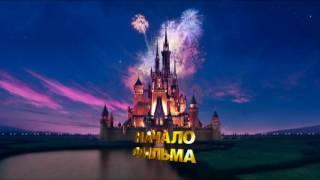 Футаж Начало фильма с золотыми титрами