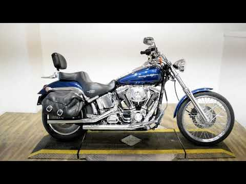 2002 Harley-Davidson FXSTD/FXSTDI Softail®  Deuce™ in Wauconda, Illinois - Video 1
