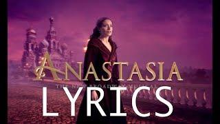 LYRICS - In My Dreams - Anastasia Original Broadway CAST RECORDING