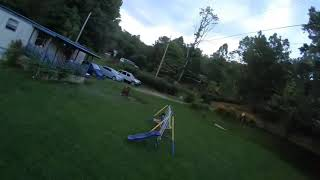 Freestyle fpv.. just playing around.
