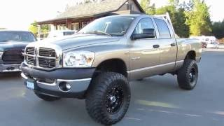 2008 DODGE RAM 1500 LIFTED 4X4 AT KOLENBERG MOTORS LTD