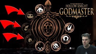 Unlocking Missing Bosses in Hollow Knight Godmaster DLC and Making Videos
