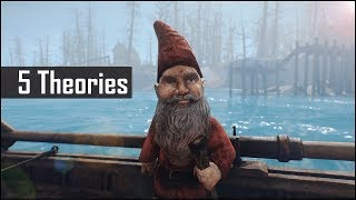 Fallout 4 – 5 Theories That Are Absolutely Terrifying – Fallout 4 Lore and Secrets