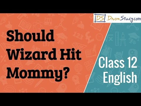 should wizard hit mommy