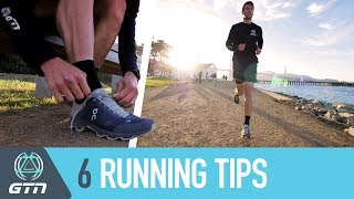 6 Beginner Running Tips | Running Advice For Triathlon