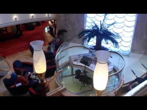 Unsere Kreuzfahrt Mit Msc Orchestra Video Innen Wolfgang