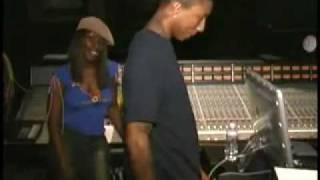 "Pharrell In Studio with 702 for a ""Star"" song [PART 4]"