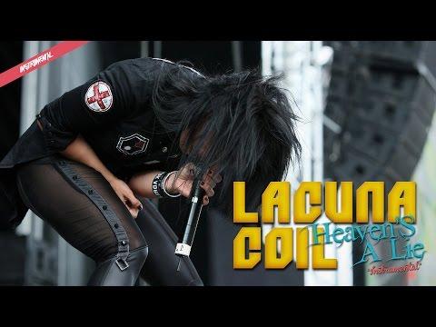 Lacuna Coil - Heaven's A Lie (Instrumental) HQ Audio