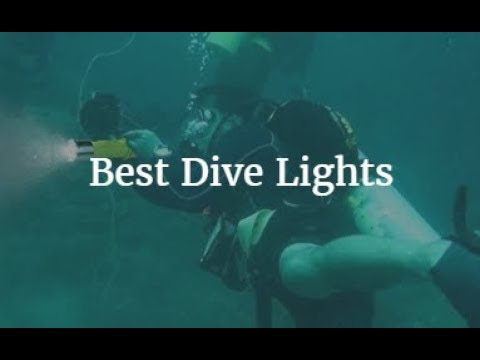 Best Dive Lights 2017